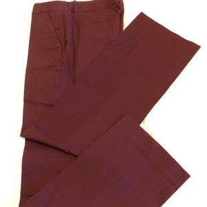 J Crew casual pant, stretch